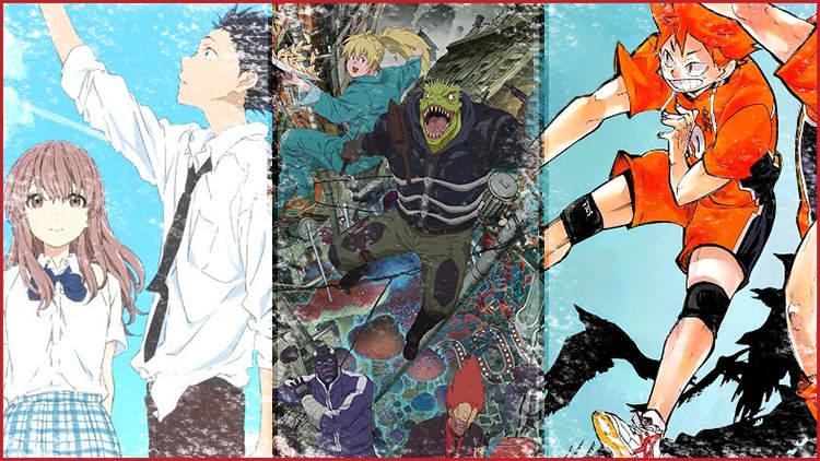 Las mejores noticias de anime y manga octubre 2019 actualidad - El Palomitrón