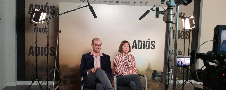 Paco Cabezas, Ruth Díaz, Adiós, EL PALOMITRÓN
