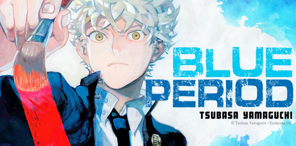 BIBLIOTECA: BLUE PERIOD #1 - El Palomitrón