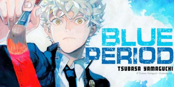 Reseña de Blue Period destacada - El Palomitrón