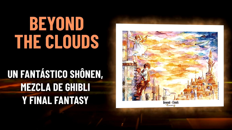 licencias Planeta Cómic 25 Manga Barcelona Beyond The Clouds - El Palomitrón