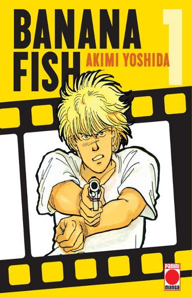 licencias del 25 Manga Barcelona Banana Fish - El Palomitrón