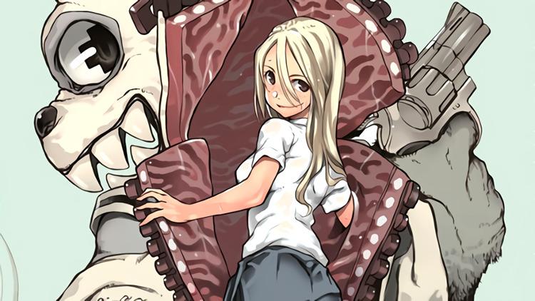 Fecha de estreno del anime de Gleipnir color - El Palomitrón