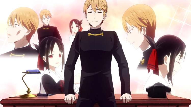 Los mejores animes de 2019 Kaguya-sama Love is War - El Palomitrón