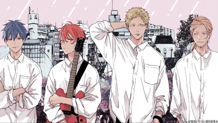 Los mejores mangas de 2019 Given - El Palomitrón