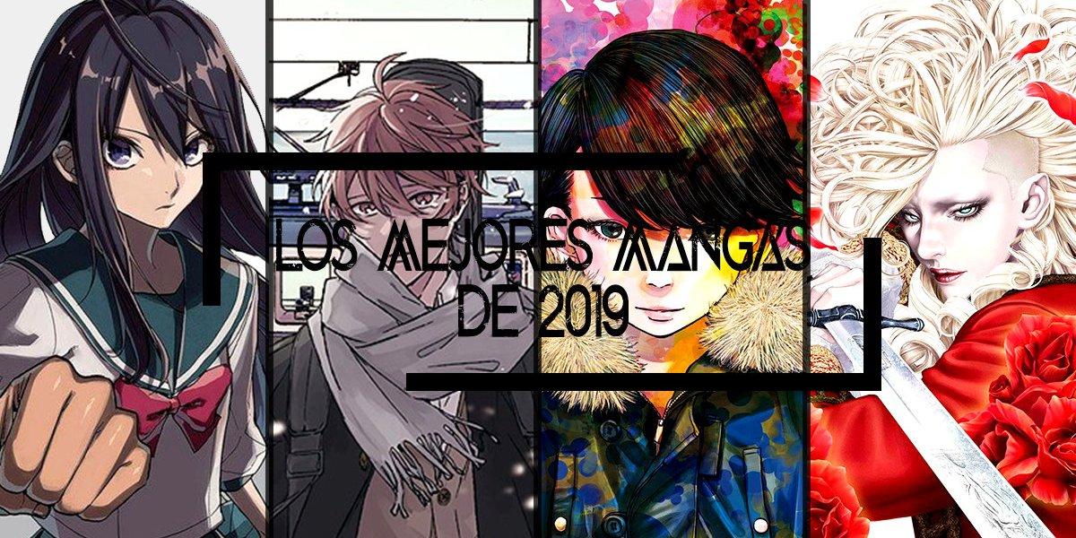 Los mejores mangas de 2019 destacada - El Palomitrón