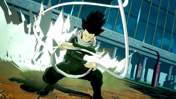 Personajes de My Hero Academia One's Justice 2 Aizawa - El Palomitrón