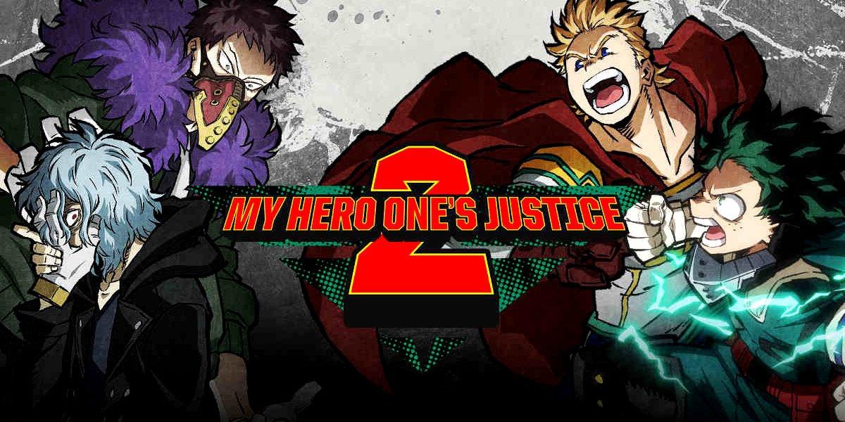 Personajes de My Hero Academia One's Justice 2 destacada - El Palomitrón