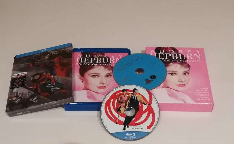 Regalos de cine en Navidad. Audrey Hepburn