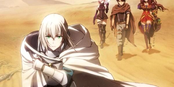 película FateGrand Order Shinsei Entaku Ryōiki Camelot destacada - El Palomitrón