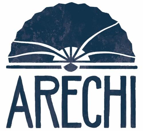 Arechi Manga logo - El Palomitrón