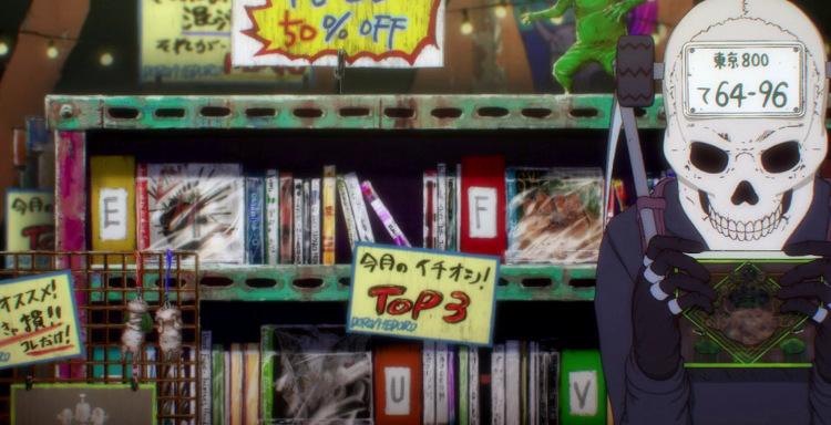 Crítica del anime de Dorohedoro Ebisu - El Palomitrón