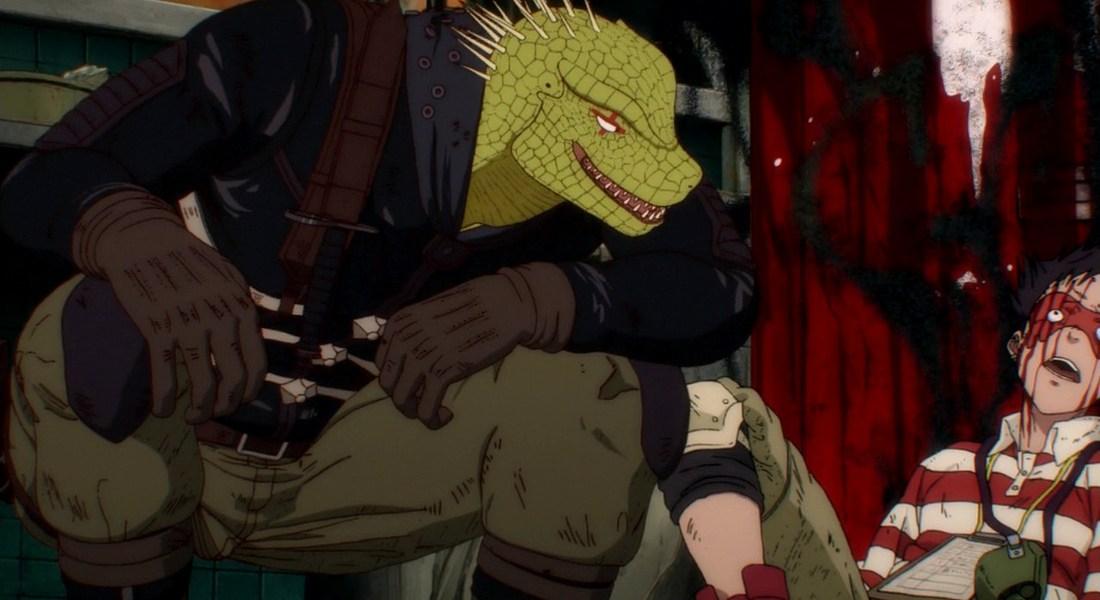 Crítica del anime de Dorohedoro destacada - El Palomitrón