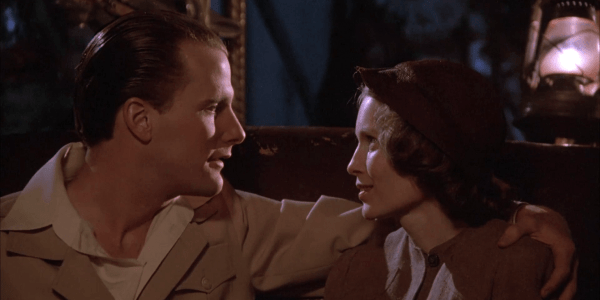 Jeff Daniels, Mia Farrow + La rosa púrpura de El Cairo + El Palomitrón