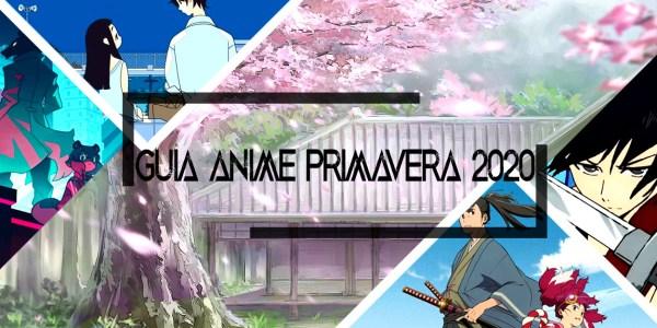 Guía de anime primavera 2020 destacada - El Palomitrón