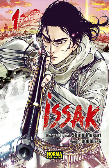 Reseña de Issak portada - El Palomitrón