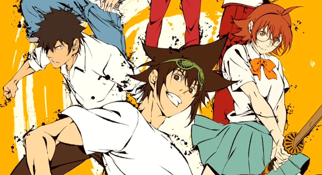 anime The God of High School destacada - El Palomitrón