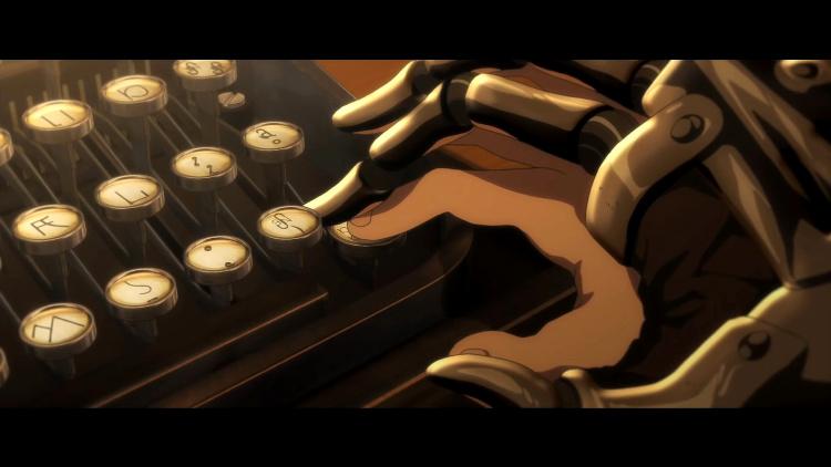 Crítica película Violet Evergarden Gaiden Violet y Taylor - El Palomitrón