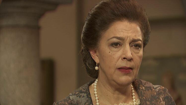 María Bouzas, El secreto de Puente Viejo, EL PALOMITRÓN