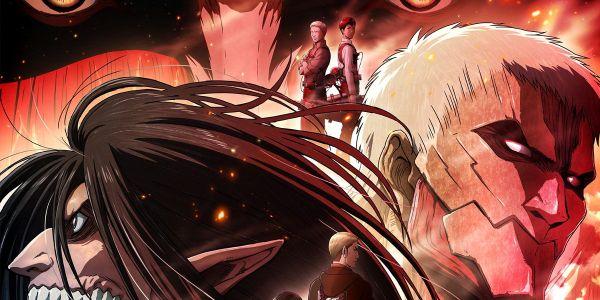 Fecha y tráiler de la película Attack on Titan Chronicle destacada - El Palomitrón