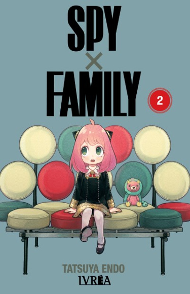 Lanzamientos Editorial Ivrea julio 2020 Spy x Family - El Palomitrón