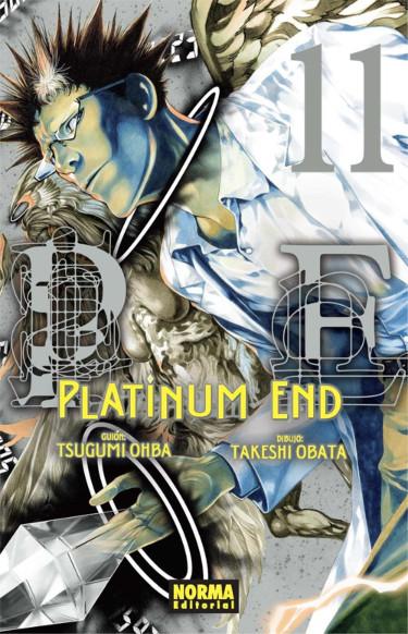 Lanzamientos Norma Editorial julio 2020 Platinum End - El Palomitrón