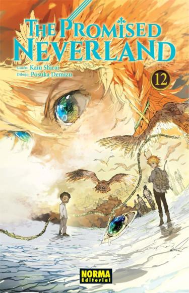 Lanzamientos Norma Editorial julio 2020 The Promised Neverland - El Palomitrón
