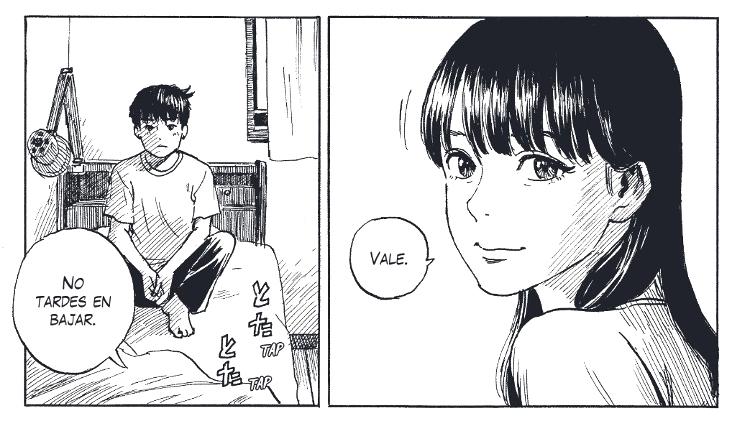 Reseña de Chi no Wadachi Seiichi y Seiko 1 - El Palomitrón