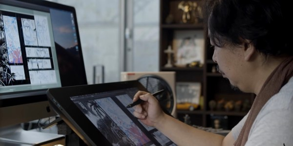 Conociendo a Hiroyuki Takei, el alma de Shaman King destacada - El Palomitrón