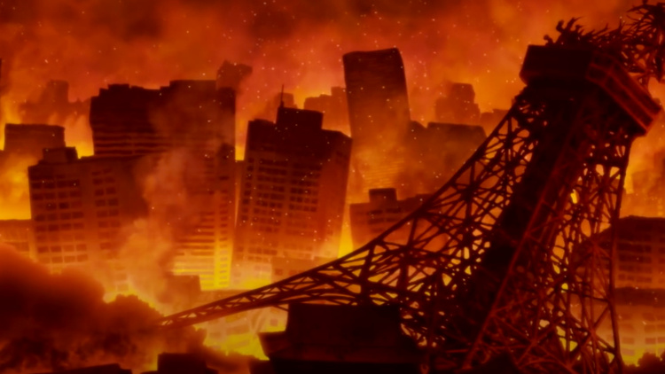 Crítica de Japan Sinks 2020 Tokio hundida 1 - El Palomitrón