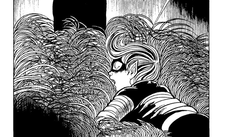 Reseña de El chico de los ojos de gato #2 panel 3 - El Palomitrón