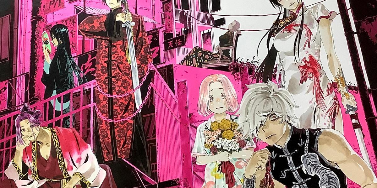 Reseña de Jigokuraku destacada - El Palomitrón