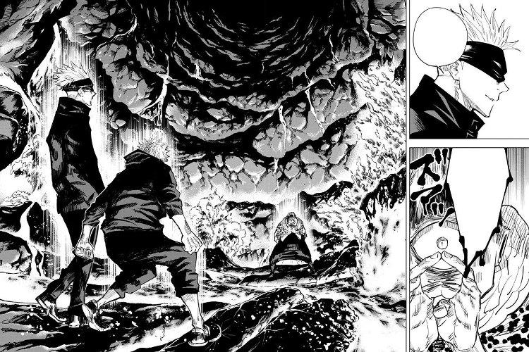 Reseña de Jujutsu Kaisen Satoru Gojô - El Palomitrón