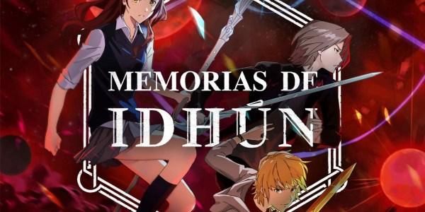personajes de Memorias de Idhún destacada - El Palomitrón