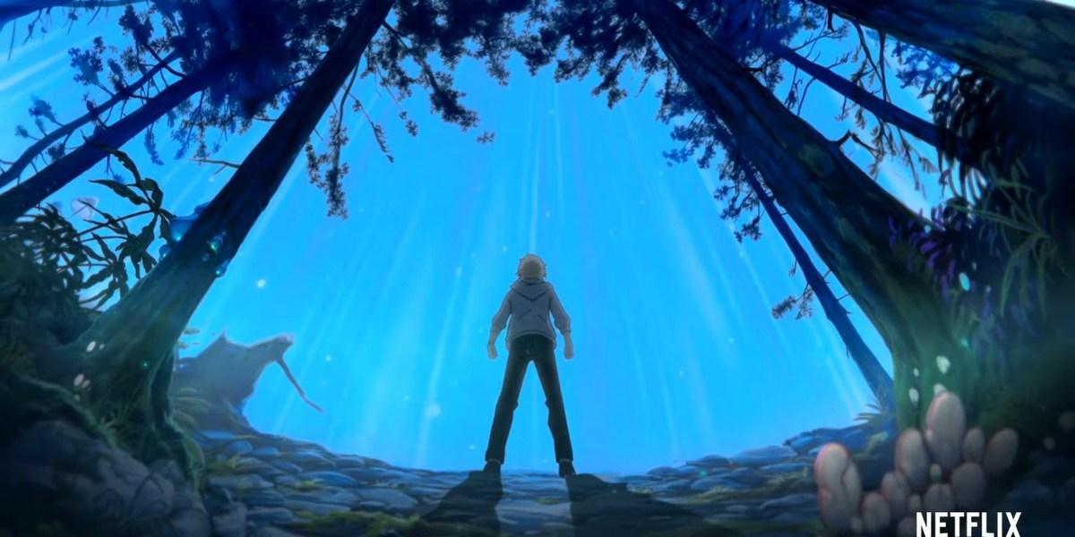 Fecha de estreno del anime Memorias de Idhún en Netflix destacada - El Palomitrón
