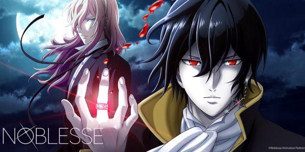 Fecha de estreno y tráiler del anime Noblesse destacada - El Palomitrón