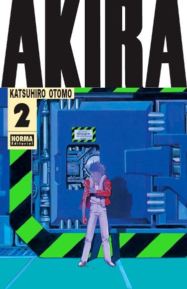 Lanzamientos Norma Editorial septiembre 2020 Akira - El Palomitrón