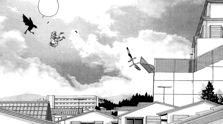 Reseña de Un mundo maravilloso panel manga 1 - El Palomitrón