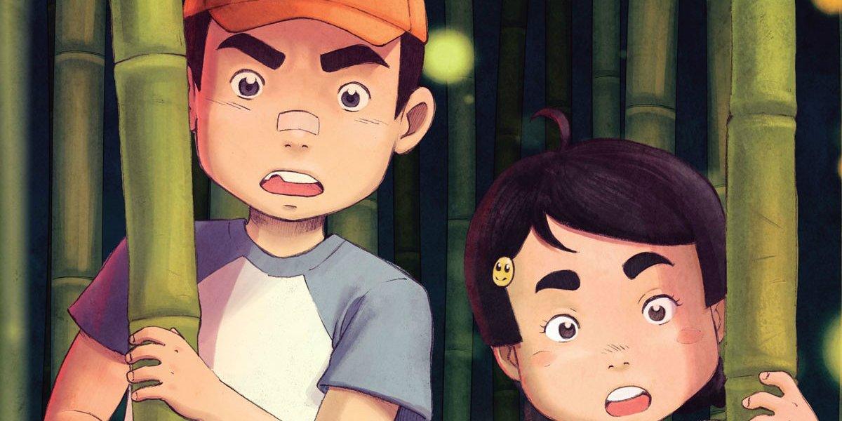 Arashiyama, de Dani Bermúdez y Fidel de Tovar
