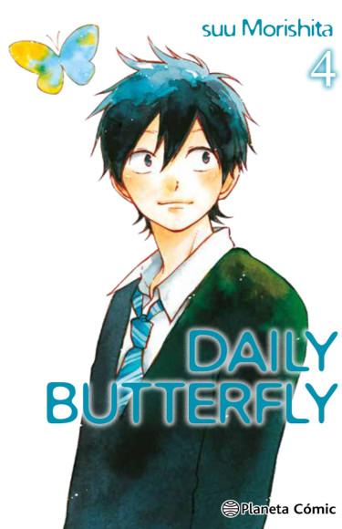 Lanzamientos Planeta Cómic octubre 2020 Daily Butterfly - El Palomitrón