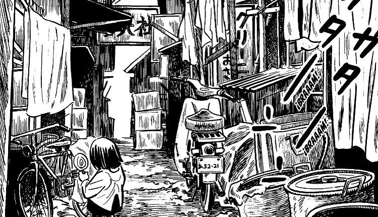 Reseña de Tatsumi, de Yoshihiro Tatsumi 1 - El Palomitrón