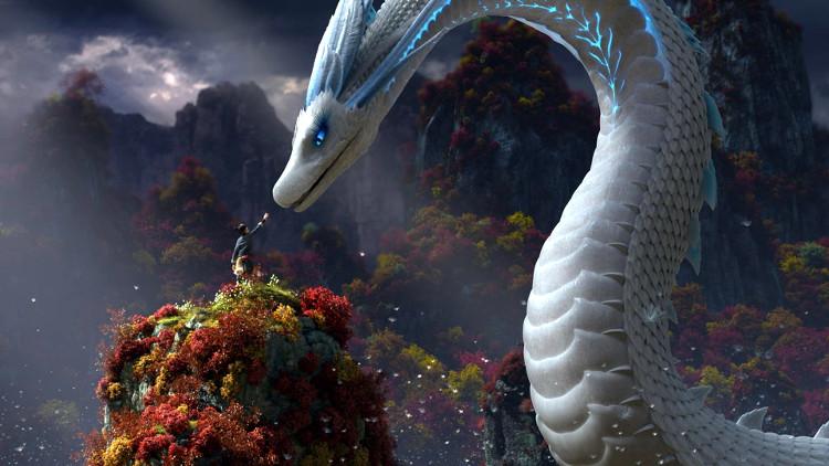 Lanzamientos Selecta Visión octubre 2020 La serpiente blanca - El Palomitrón