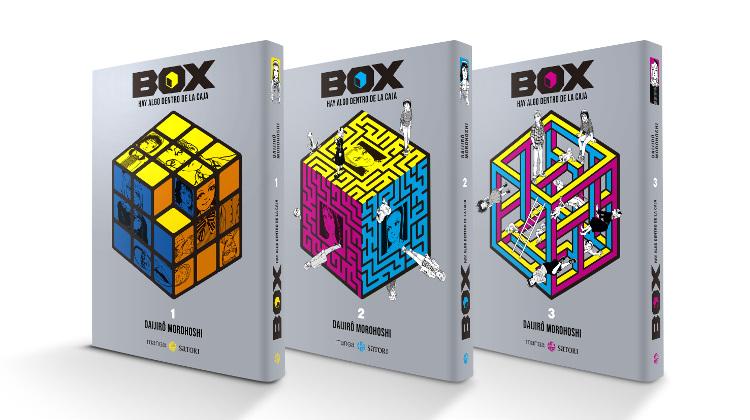 Reseña de BOX edición - El Palomitrón