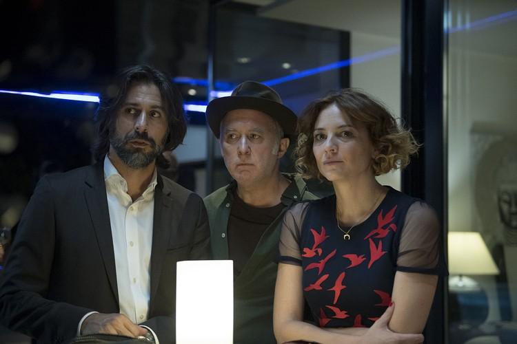 Leonor Watling, Hugo Silva, Nasdrovia, EL PALOMITRÓN
