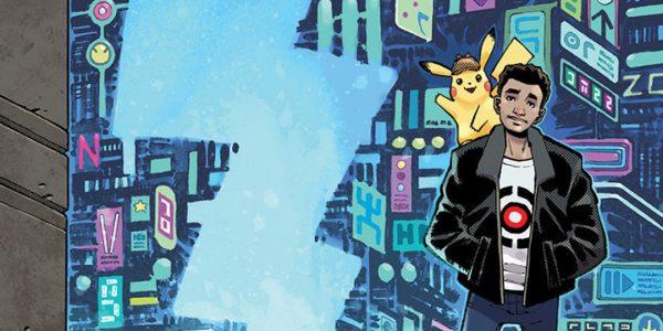 Detective Pikachu Norma Editorial 2020