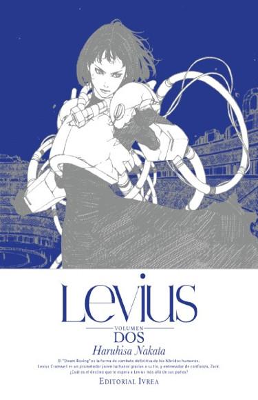 Lanzamientos Editorial Ivrea noviembre 2020 destacada Levius - El Palomitrón