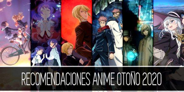 Recomendaciones anime otoño 2020 destacada - El Palomitrón