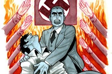 Reseña de Adolf destacada - El Palomitrón