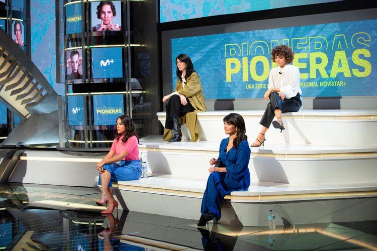 Pioneras actrices - El Palomitron