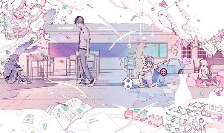 Los mejores mangas de 2020 Boy meets Maria - El Palomitrón